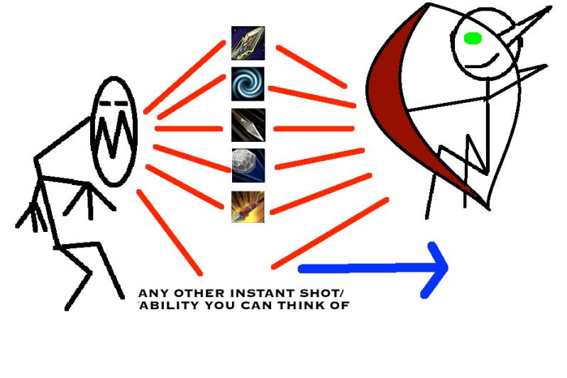 Shooting at